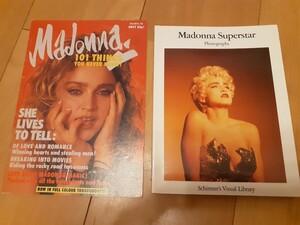 マドンナインポート雑誌&ブック2冊
