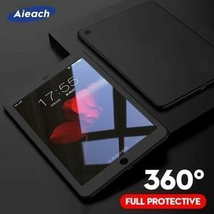 新品 5用 フルボディシリコンガラスカバー カラー 360 選べる3色 iPad 保 4 ケース xiu0557 mIX61
