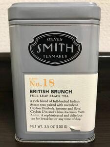 Steven Smith Teamaker*British Brunch