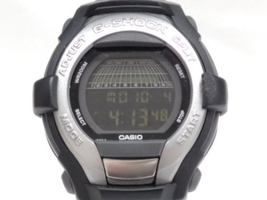 CASIO カシオ G-SHOCK ジーショック G-COOL GT-001 電池式 クォーツ アナログ 腕時計 ブラック