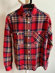 THE NORTH FACE PURPLE LABEL カルフォルニアシャツ