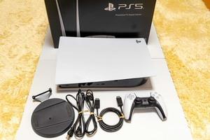 【中古】 PS5デジタルエディション 本体初期化済 playstation5 プレイステーション5