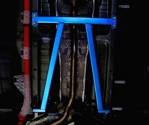 【CUSCO/クスコ】 パワーブレース センター トヨタ プリウス ZVW30 [951-492-C]