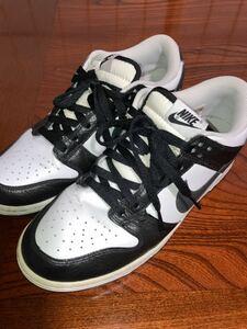 USED NIKE DUNK LOW 27.5cm
