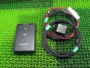 『psi』 パナソニック CY-ET926D 新セキュリティ ETC車載器 普通車 音声案内式 通電のみ確認済