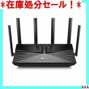 在庫処分セール! TP-Link 6ルーター Wi-Fi ギガビット デュアル ド AX4800 AX4800 Archer 38
