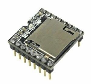 電子工作DIY 自作 MP3プレーヤーオーディオ音声モジュール DFPlayer Mini
