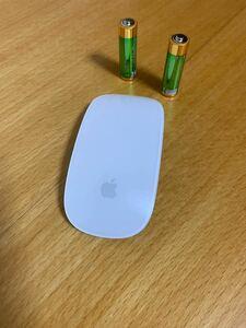 【動作品】純正 Apple Magic Mouse アップル マジックマウス ワイヤレスマウス A1296__2