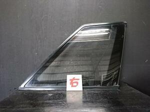 スカイライン E-HNR32 右サイドガラス 2ドアクーペ クオーターガラス右 グレー 022880 GTS-4 4WD 2ドアクーペ