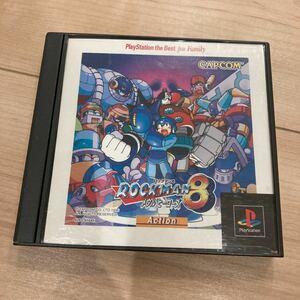 ロックマン8メタルヒーローズ PSソフト
