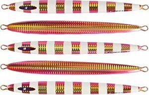 ★2時間セール価格★ピンクゴールド 300g メジャークラフト メタルジグ ジグパラバーチカルロングスロー