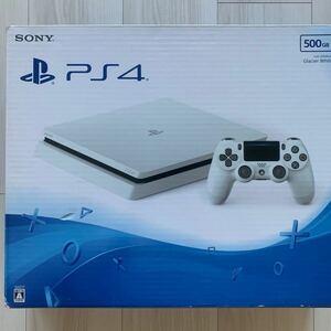 プレステ4 本体 PS4 ホワイト 白 プレステーション4 PlayStation4