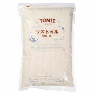2.5kg リスドォル(日清製粉)/2.5kg TOMIZ(富澤商店) フランス/ハードパン用粉(準強力粉) 準強力小麦粉