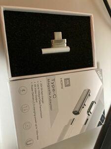 Type-c マグネットアダプターMagsafe 4K HDMI