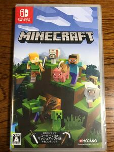 Switch Minecraft マインクラフト