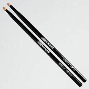 新品 未使用 Drumsticks Wincent 9-T0 ドラムスティック W-5BCB (Hickory/黒色)