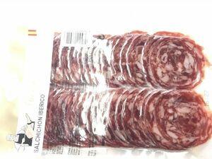 イベリコサルシッチョンスライス100g スペイン産サラミ