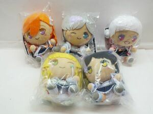 T806H 054 most lot Rav Live! super Star!! A/B/C/D/E... that .. soft toy .. . Tang possible possible thousand sand capital sumire . total 5 kind unopened