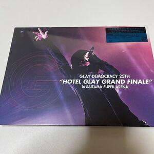 "GLAY DEMOCRACY 25TH""HOTEL GLAY GRAND FIN DVD 20210602"