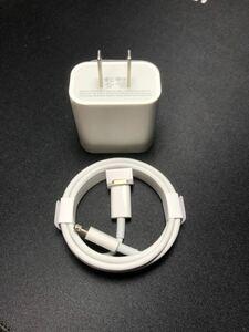 iPhone充電器1m type-c USB-Cケーブルアダプターセット純正品質