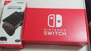 中古美品おまけ付き!任天堂 Nintendo Switch ニンテンドースイッチ 初代カスタマイズモデル Joy-Con(L)ブルー/(R)ネオンイエロー