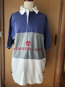 TIMBERLANDラガシャツ サイズXS(アメリカサイズ)Lサイズ日本