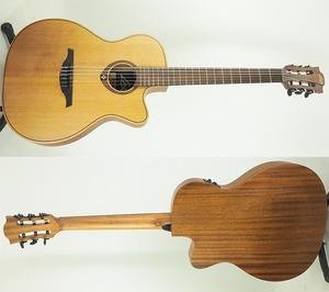 送料別【Lag Guitars / TN170ASCE ギグバッグ付 新品】弦高調整&1年保証で安心(管理番号3950)