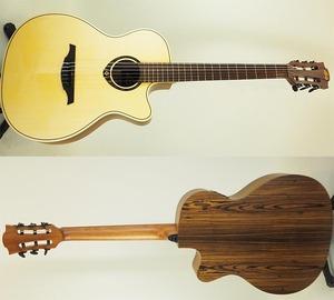 送料別【Lag Guitars / TN270ACE ハードケース付 新品】弦高調整&1年保証で安心(管理番号3949)