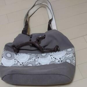 トートバッグ レディース ハンドバッグ 大容量 手提げ ショルダーバッグ キャンバスバッグ 帆布 カバン 肩掛け