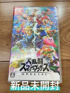 大乱闘スマッシュブラザーズ SPECIAL スマブラ Switch Switchソフト