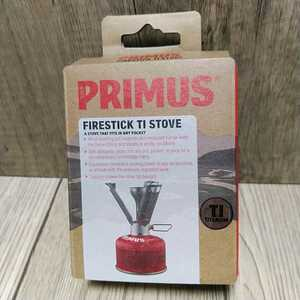 PRIMUS Firestick Ti Stove レア プリムス チタンストーブ