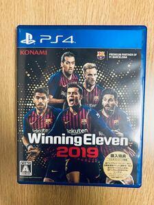 Winning Eleven2019 PS4