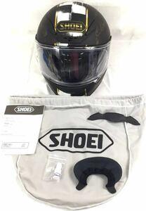 HY339F ショウエイ(SHOEI) バイクヘルメット フルフェイス Z-7 TERMINUSTC-9 XL (頭囲 61cm)
