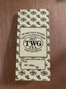 TWG ブラックティー 50g入り 1袋
