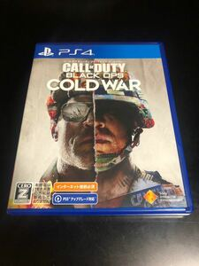【PS4】CALL OF DUTY BLACK OPS COLD WAR コールオブデューティ COD BOCW
