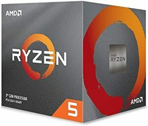 134 mm x 134 mm x 134 mm AMD Ryzen 5 3500 with Wraith Stealth co