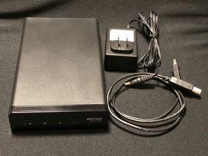 BUFFALO USB外付けHDD HD-ALU2 2TB