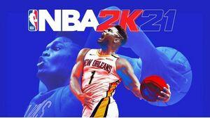 PS5/PS4 NBA2K21 封入特典「BONUS GO NTENT」プロダクトコード