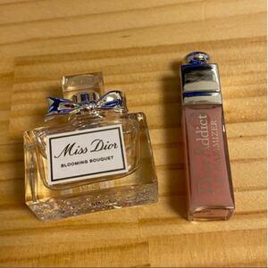 ディオール 香水&リップ