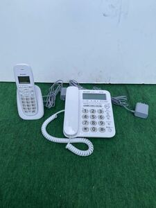 P-Ia040 シャープ SHARP デジタルコードレス電話機 JD-G32CL 子機付