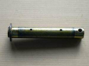 ユンボ バケットピン グリス穴あり径45mm全長288mm