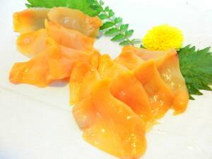 赤貝 お刺身用 開き加工済み 便利な商品 鮮度抜群!赤貝のコリコリ歯ごたえ 是非1度ご賞味下さい♪