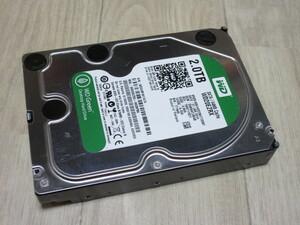 ★Western Digital WD Green 3.5インチ SATA HDD 2TB 【WD20EZRX】②