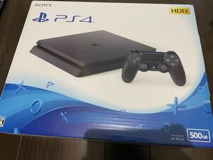 PlayStation4 PS4本体 CUH-2200AB01 ジェット・ブラック