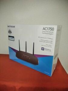 NETGEAR R6350-100JPS 802.11ac 1450+300Mbps Wi-Fiルーター