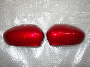 Alpha Romeo 4C Spider original door mirror cover red metallic SX01704745300 DX01704745400