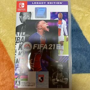 ニンテンドースイッチ  FIFA Switchソフト