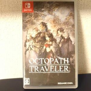 Switch オクトパストラベラー Nintendo Switch OCTOPATH TRAVELER ソフト