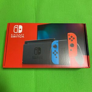 Nintendo Switch 新品未使用品 ニンテンドースイッチ本体 Switch本体 10月購入品 Nintendo 任天堂