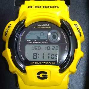 ★G-Shock GULFMAN(ガルフマン)USLA DW-9700UL-9T 新品・未使用★電池交換済